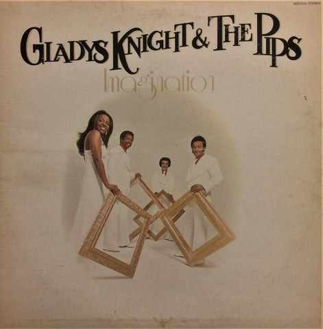 Gladys Knight & The Pips / Imagination, LP