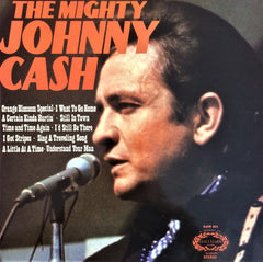 Johnny Cash / The Mighty Johnny Cash, LP