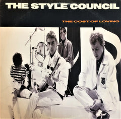 Style Council, The / The Cost of Loving, LP
