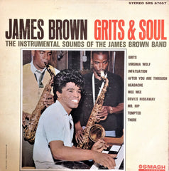 James Brown / Grits & Soul, LP