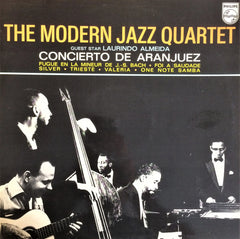 Modern Jazz Quartet, The & Laurindo Almeida / Concierto De Aranjuez, LP