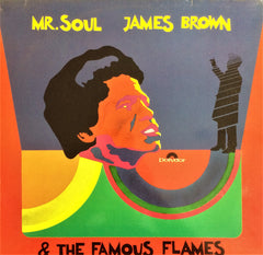 James Brown & the Famous Flames / Mr. Soul, LP