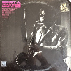 Junior Walker & the All Stars / Moody Junior, LP