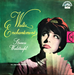 Dalibor Brazda Orchestra / Waltz Enchantement, LP