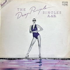 Deep Purple / The Singles A's & B's, LP