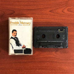 Freddie Mercury / The Album, Kaset