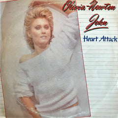 Olivia Newton-John / Heart Attack, LP