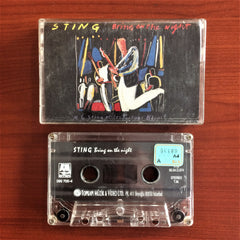 Sting / Bring on the Night, Kaset