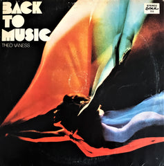 Theo Vaness / Back to Music, LP