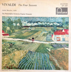 Vivaldi / The Four Seasons, LP