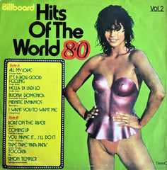 Çeşitli Sanatçılar / Hits of the World from Billboard Volume: 2, LP