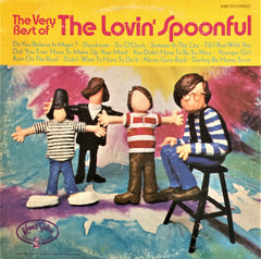 Lovin' Spoonful, The / The Very Best of The Lovin' Spoonful, LP