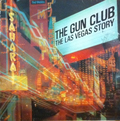 Gun Club, The / The Las Vegas Story, LP