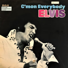 Elvis Presley / C'mon Everybody, LP