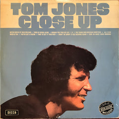 Tom Jones / Close Up, LP