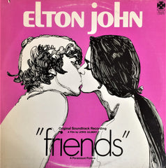 "Elton John / Original Soundtrack Recording ""Friends"", LP"