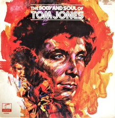 Tom Jones / The Body and Soul of Tom Jones, LP