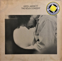 Keith Jarrett / The Köln Concert, LP