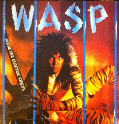 WASP / Inside the Electric Circus, LP