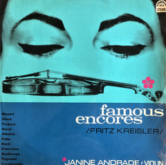 Janine Andrade / Famous Encores, LP