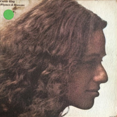 Carole King / Rhymes & Reasons, LP