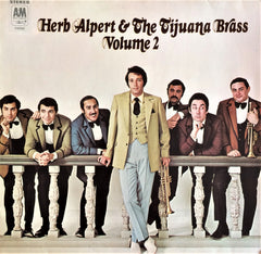 Herb Alpert & The Tijuana Brass / Volume 2, LP