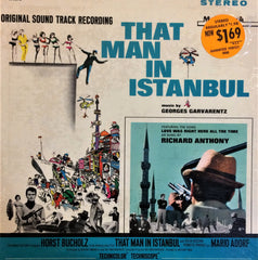 Georges Garvarentz / That Man in Istanbul, Original Sound Track Recording, LP