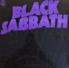 Black Sabbath / Master Of Reality, LP