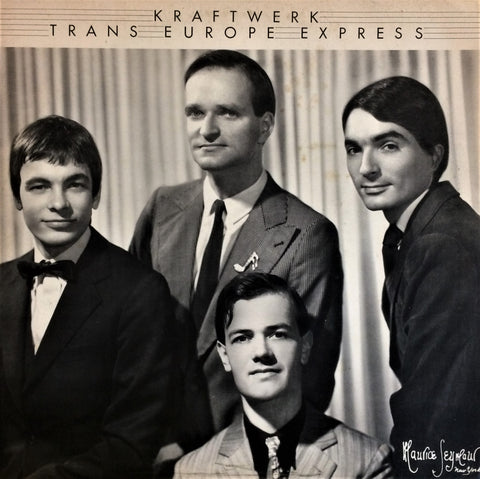 Kraftwerk / Trans Europe Express, LP