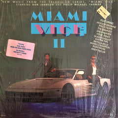 Miami Vice II / Music From the Television Series, LP