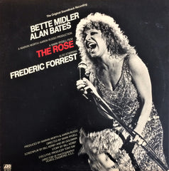 Bette Midler & Alan Bates / The Rose - The Original Soundtrack Recording, LP