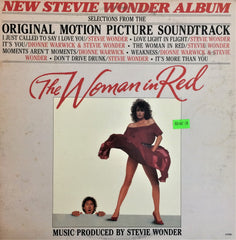 Stevie Wonder & Çeşitli Sanatçılar / The Woman in Red - Original Motion Picture Soundtrack, LP