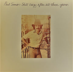 Paul Simon / Still Crazy After All These Years, LP