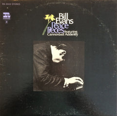 Bill Evans featuring Cannonball Adderley / Peace Pieces, LP