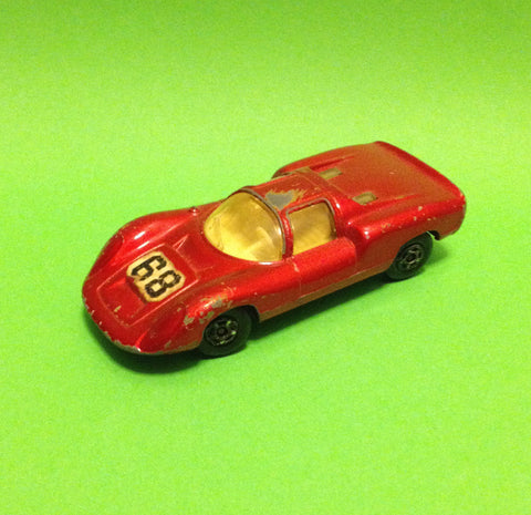 Matchbox, Porsche 910, Model Araba