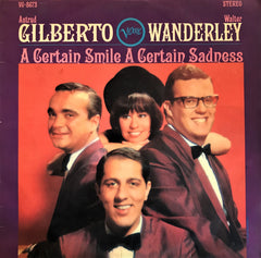 Astrud Gilberto & Walter Wanderley / A Certain Smile A Certain Sadness, LP
