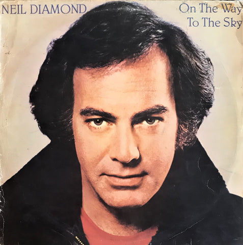 Neil Diamond / On the Way to the Sky, LP