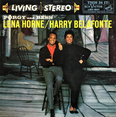 Harry Belafonte & Lena Horne / Porgy & Bess, LP