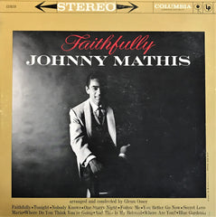 Johnny Mathis / Faithfully, LP