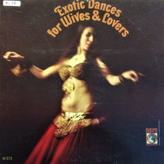 Alexis and his Ensemble / Exotic Dances for Wives and Lovers, LP