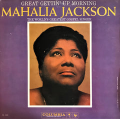 Mahalia Jackson / Great Gettin' Up Morning, LP