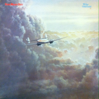 Mike Oldfield / Five Miles Out, LP