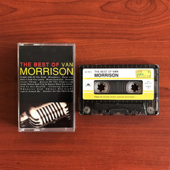 Van Morrison / The Very Best of Van Morrison, Kaset