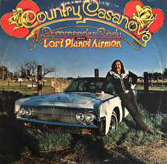 Commander Cody and his Lost Planet Airmen / Country Casanova, LP