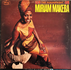 Miriam Makeba / The Magnificent Miriam Makeba, LP