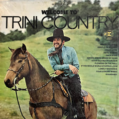 Trini Lopez / Welcome to Trini Country, LP