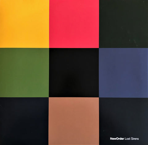 New Order / Lost Sirens, LP