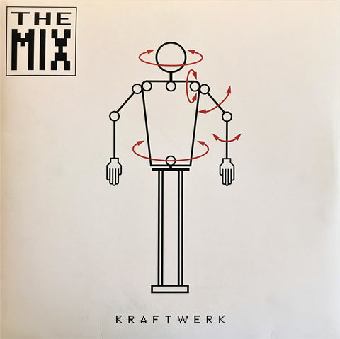 Kraftwerk / The Mix, LP