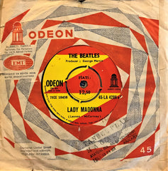 "Beatles, The, Lady Madonna / The Inner Light, 7"" single"