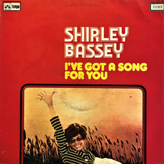 Shirley Bassey / I've Got a Song for You, LP